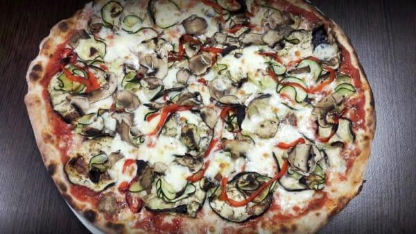 Sugerencia - California Pizzería, Sabadell