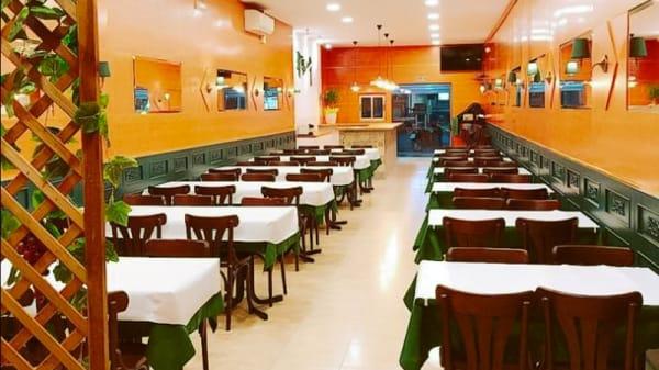 Sala del restaurante - Podonamu, Barcelona