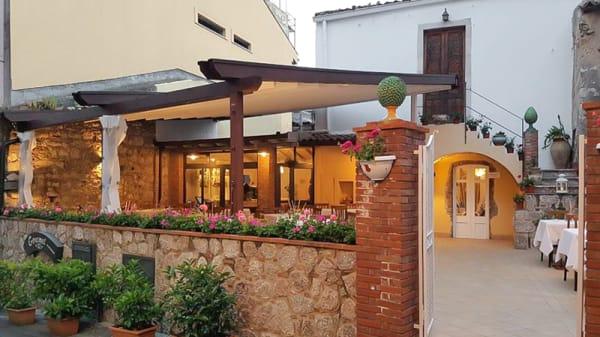 Terrazza - Gourmet 32, Taormina