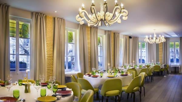 Grand Salon Auberge du Moulin Vert - L'auberge du Moulin Vert, Paris