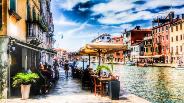 La terrazza sul canale - Casa Bonita, Venice