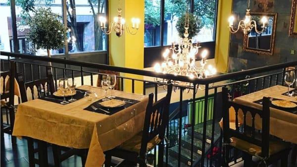 Nuestro salon - Olivia, Madrid