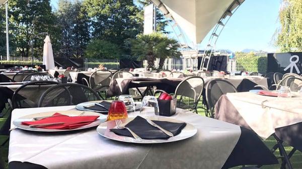 Particolare tavolo - Steak Restaurant, Curno
