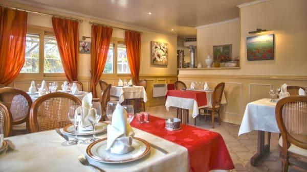Salle du restaurant - Le Vilgacy, Gagny