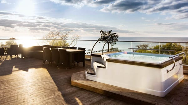 Ute - Novi Beach Club, Visby