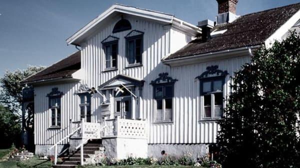 Simsons Prästgård, Käringön