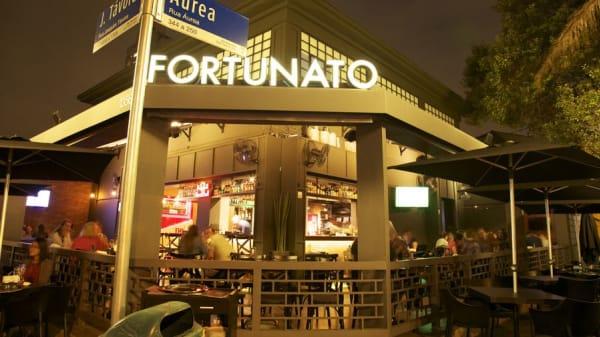 Entrada - Fortunato Bar, São Paulo