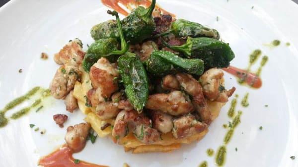 Sugerencia del chef - El Rincon Del Ña, Madrid