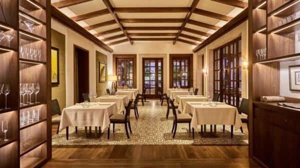 Vista Sala - VORO Restaurant, Canyamel