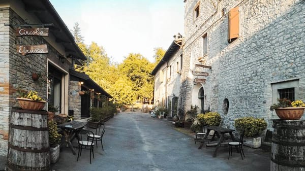 Esterno - Antica Osteria Etrusca, Sperticano