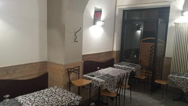 Interno - Hostaria del Volgo già Zero's Kafè, Torino
