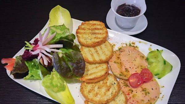 Fois gras - Le Petit Gourmet, Paris