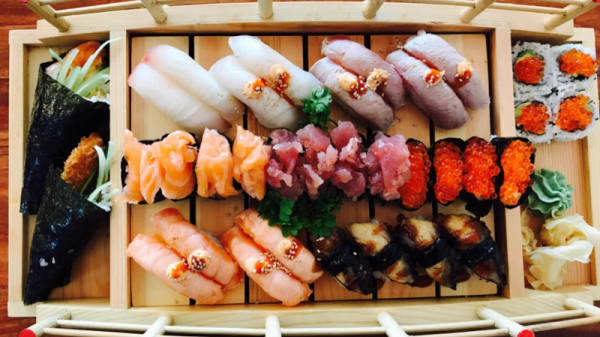 Genki Sushi In Frederiksberg Restaurant Reviews Menu And Prices Thefork