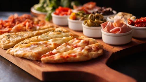 Sugerencia de plato - Almacén de Pizzas (Libertador), CABA