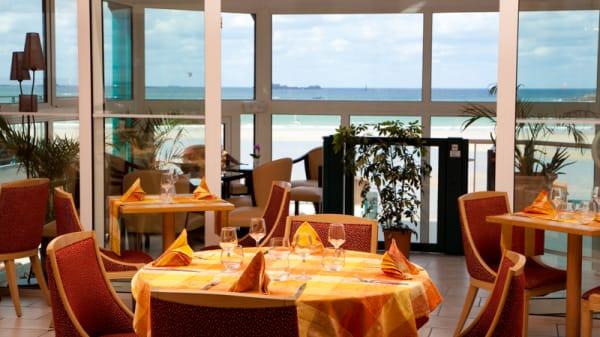 Restaurant Vue Mer - L'Etrave, Saint-Malo