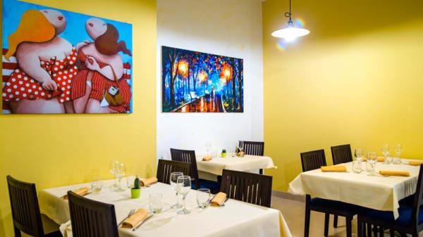 La sala - Olive Garden, Turin