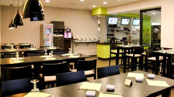 Vue salle - Sushi Friend's, Tremblay-en-France