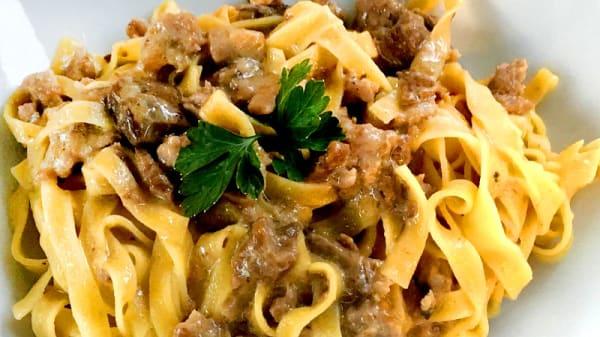 Suggerimento dello chef - Agriristoro Focacceria la Dogana, Sorano