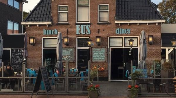 Restaurant - Restaurant Eus, Oostvoorne