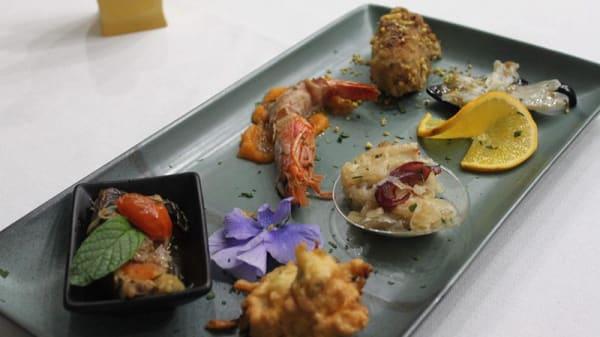 Sugerimento dello chef - Vuscenza Gourmet, Naro
