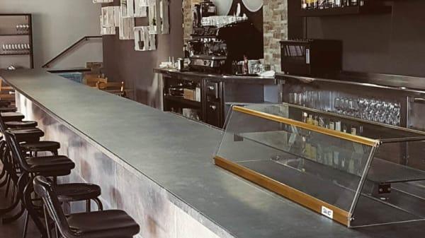 Vista sala - La cuina d'en tikus, Castellgali