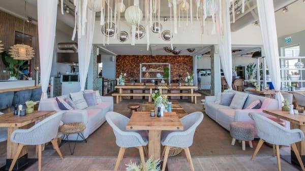 Interieur - Alexander Beach Club, Noordwijk