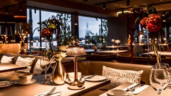Rum - Restaurant ONE, Göteborg