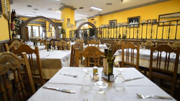 Sala - La Cervecería de Pepe, Madrid