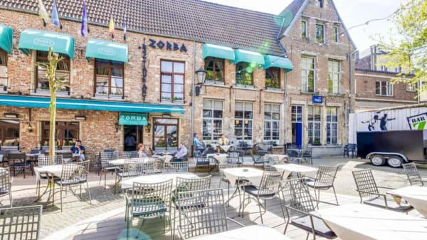 Esplanada - Zorba, Mechelen