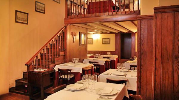Vista sala - Chez Lyon, Valencia