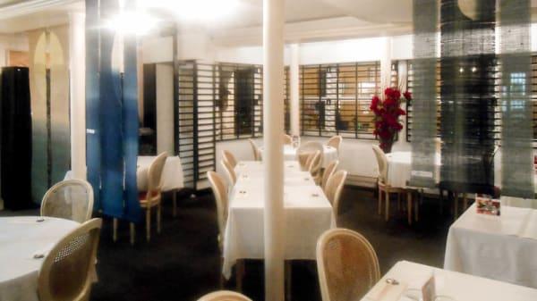 Vue salle - Shinano, Paris
