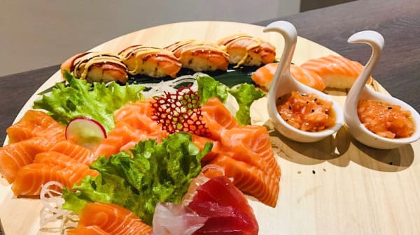 Piatto - Sushi King 2, Scorzè