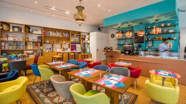 Aperçu de l'intérieur - Sohan Café, Paris