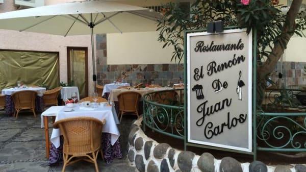 rincon - El Rincón de Juan Carlos, Acantilado De Los Gigantes