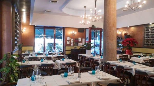 Vista della sala - The Kitchen Milano, Milano