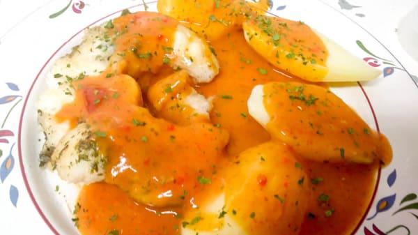 Sugerencia del chef - Sidrería Casa Escandón, Arriondas