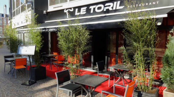 Terrasse - Le Toril, Lille