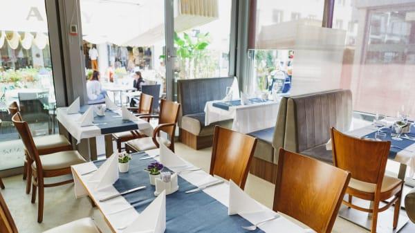 Aura Fisch Restaurant, Wien