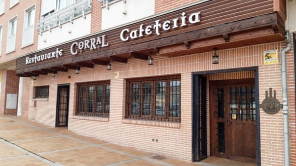 Entrada - Corral, Ávila