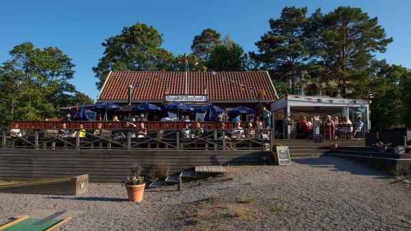 Terrasse - Seglarbaren, Utö