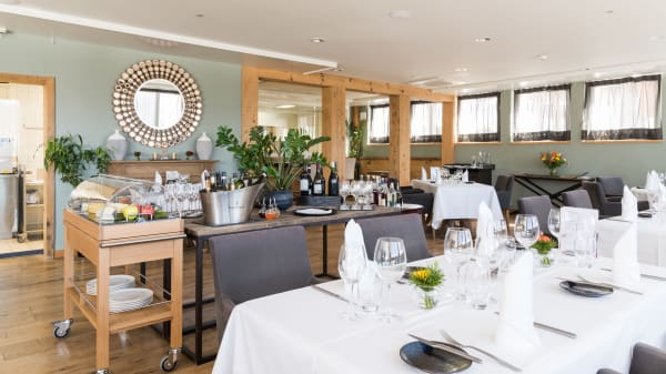 Salle - Roots Restaurant and Bar, Crans-Montana