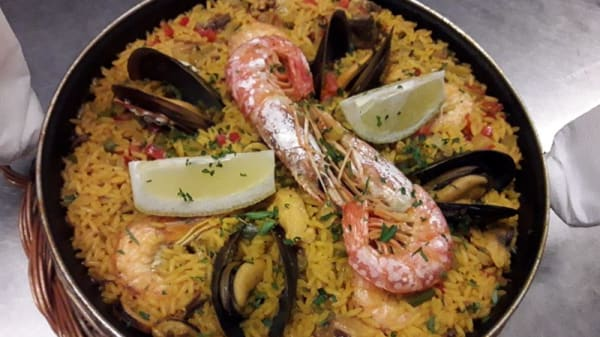 Sugerencia de plato - El Leito de Proa, Arrecife