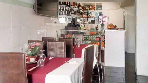 Vista da sala - Tulsi Restaurant, Lisboa