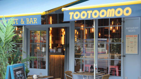 Tootoomoo - Whetstone, London