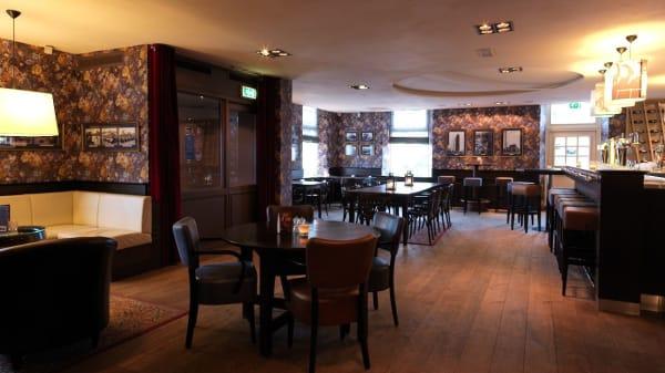 Het restaurant - Bavaria Brouwerijcafé, Lieshout