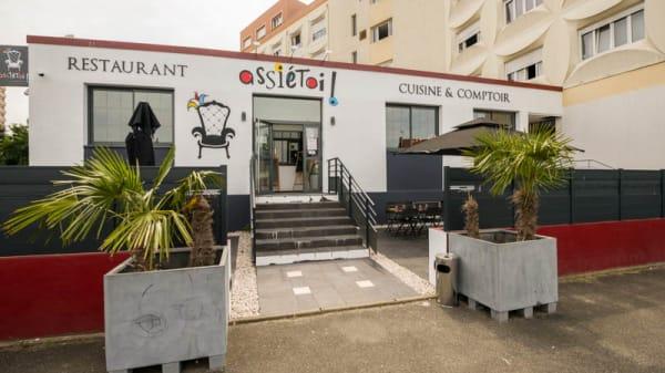 Entrée - AssieToi !, Le Plessis-Bouchard
