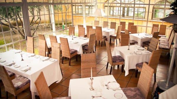 Sala exterior - 4 Estaciones - Hotel Ciudad de Ubeda, Ubeda