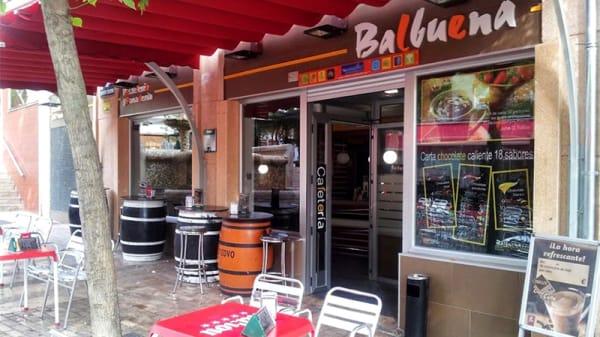 Terraza - Cafetería Restaurante Balbuena, Valdepeñas