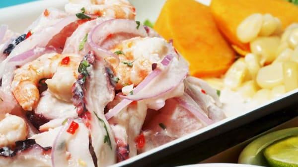 Sugerencia de plato - El Pez-On, Miraflores