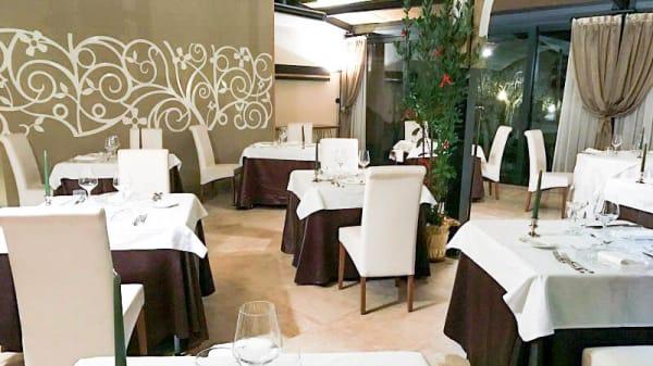 vista sala - Il Cavaliere Gourmet, Viterbo